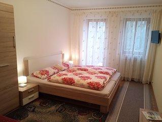 Appartement BARBARA - separater Eingang im Haus - eigener Stil