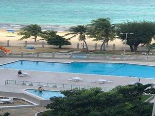 Luxurious Beachfront Paradise