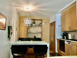 Ferienwohnung Goslar fur 4 - 5 Personen mit 2 Schlafzimmern - Ferienwohnung