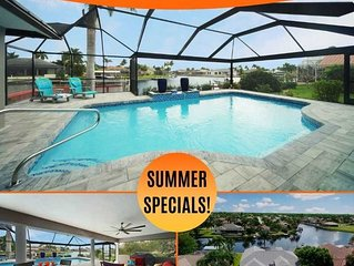 26% OFF! -SWFL Rentals - Villa Elizabeth - Relaxing Pool Home with a Lovely View