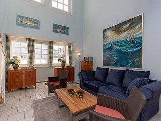 Appartement 211 - 100m zum Strand - 67m² - Schwimmbad - Sauna - WLAN - Parkplatz