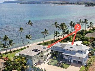 2-Massive Luxury Estates, 2 Pools.. Movie Room.. Oceanfront.. Huge Grass Yard