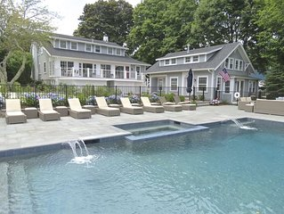 Near Orleans Center with water views and a heated Pool! 039-O; sleeps 24