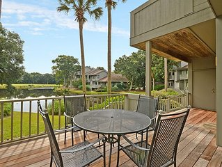Charming Turtle Point Villa! Newly Updated!