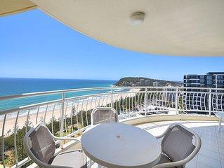 Ocean Dreaming * Burleigh - Spectacular 20th Floor Views!