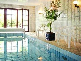 Ferienwohnung mit Pool an der Nordsee fur max. 6 Personen. Hunde willkommen!