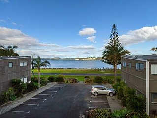 Villa 24 is a stunning beach view apartment in Whitianga