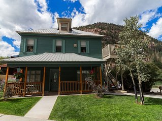 Ouray Hot Springs Condo - 'Eagles Nest' - Pet Friendly