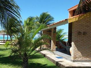 Maragogi, Alagoas - Casa Beira Mar - 03 Suites