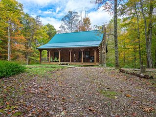 New to the rental market! 3 br, 2.5 ba cabin close to Cantwell Cliffs!