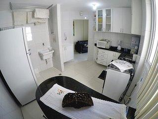 Aconchegante 2 quartos - Excelente localização - Direto com a proprietária