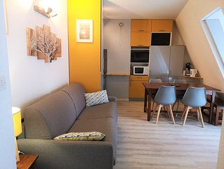 Location Appartement Jolimont a Cauterets Residence  ' le pas de l'ours '