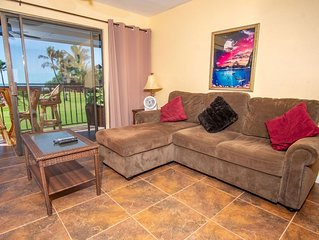 Molokai Shores Pool view 1/bed.  Great place to take a vacation