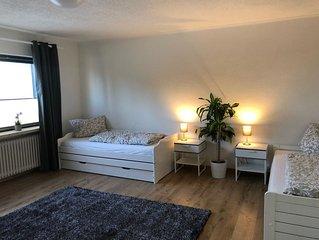 Sanierte 3-Zimmer-Wohnung im Stadtzentrum