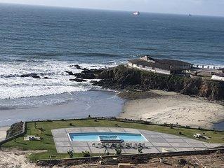 La jolla excellence  Ocean  front  condo in Rosarito Beach
