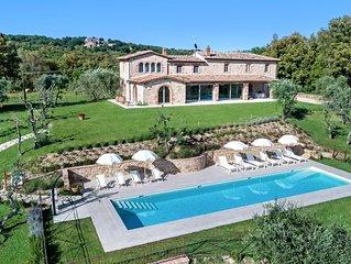 Mulino della Solaia, Arceno Rentals Club, Luxury Villa in Tuscany, pool, wifi