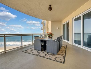 Huge 4 BR Oceanfront Condo - Large Balcony - High end luxury