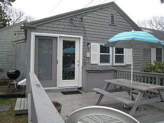 Sea side cottage in Hyannis, Ocean views, Beach, heated swimming pool