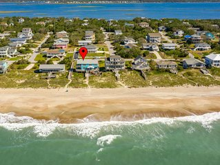 Oceanfront Duplex with beautiful Emerald Isle Panoramic Views