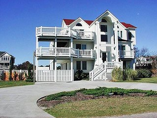 #4031: Partial OCEANVIEW Corolla w/PRVTPool, HotTub & RecRm, DogFriendly