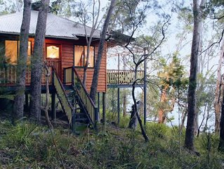 Eumarella Shores Noosa Lake Retreat DeluxeCottag