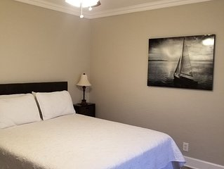 Close to it all, clean, safe and updated. Walk to all the beach and the action.