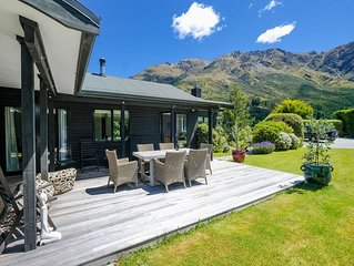 Arthurs Point Mount Views - Queenstown Holiday Home