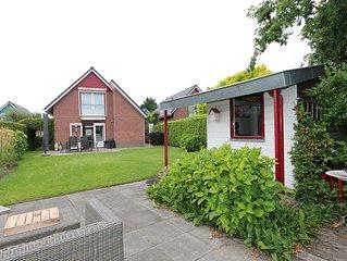 Zeepe Duinen 8 Erholungshaus mit stimmungsvollem Wohnbereich