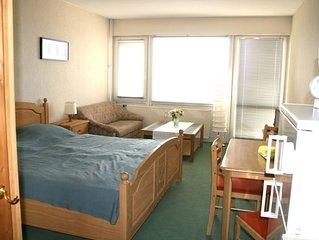 Ferienappartement K1313  für 2-4 Personen mit Ostseeblick