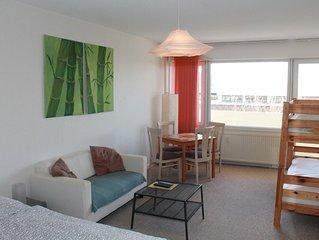 Ferienappartement K113  für 2-4 Personen in Strandnähe