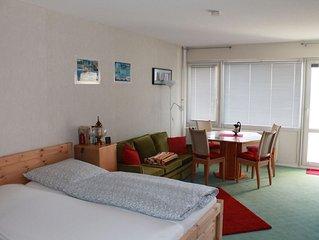 Ferienappartement K313  für 2-3 Personen in Strandnähe