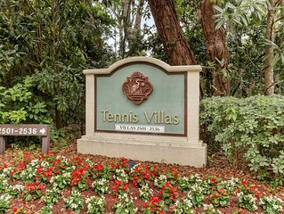 Charming 2 bedroom Condo in a Tranquil Setting on Amelia Island Plantation!!!