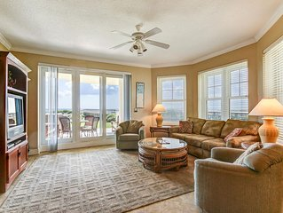 Lovely Ground Floor Oceanfront Condo With Direct Beachfront Access!!!!
