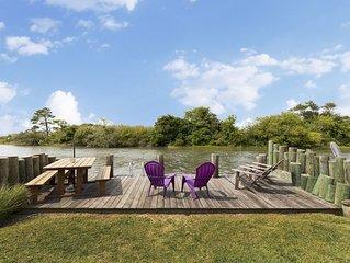 Make fabulous Vacation Memories at Family Tides Vacation Rental on Chincoteague