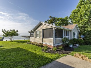 The C-Ray Cottage is a one-of-a-kind Chincoteague Vacation Experience.