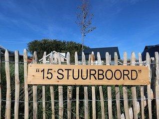 Ferienhaus Zonnedorp 15, 'Stuurboord'