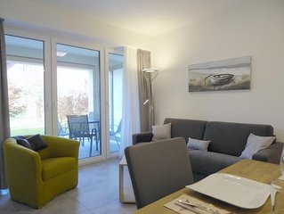 "Nordsee Park Dangast – Apartment ""YoungFamily""  inkl. Gaste-Special"