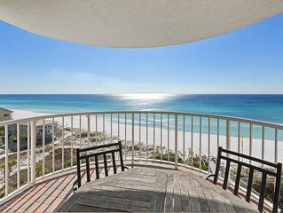 Ocean Front- Outstanding View  2 Bedroom Hidden Dunes Unit 705 Beachfront