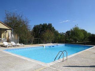 Villa 10 pers, piscine privée à 7 KM de Sarlat