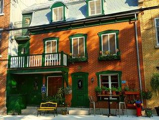 Maison La Chapeliere - Quebec City