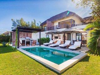 Villa Aguamarina Luxury villa