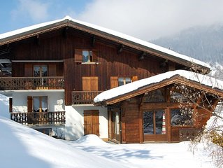 Apartment in Morzine, Haute - Savoie - 3 persons