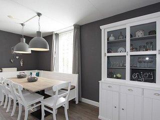 Zeepe Duinen 7 Wohnung in ruhiger Lage mit Garten und Terrasse