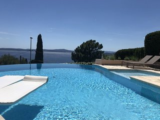 NEW - Beautiful & charming Provence villa, Les Issambres. French Riviera
