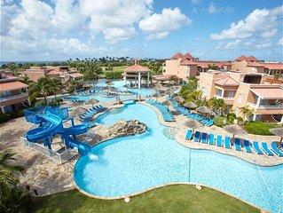 Divi Village & Golf Resort - Beautiful 2 Bedroom Condo -Sleeps 6