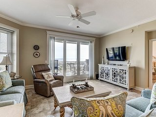 Beautifully Decorated Oceanfront Condo With Exceptional Ocean Views!! No pets
