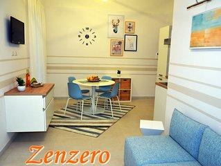 APPARTAMENTI 'ZENZERO E LIMONE' - CENTRO STORICO 1 CAMERA (ZENZERO)