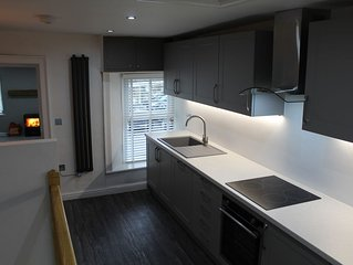NEW FOR 2020 Centre of Hawes. Luxury apartment from a former solicitors office.