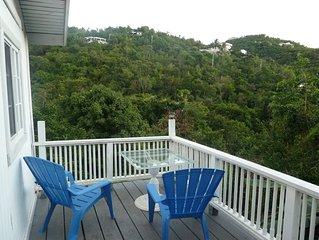 Cozy & Clean 2br Cottage in Cruz Bay St. John USVI
