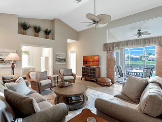 Completely Remodeled Private Home in Lely with Pool